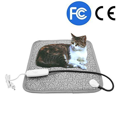 Pet Heating Pad Dog Cat Electric Heated Blanket Mat Best Petsep Com Pet Heating Pad Heated Blanket Indestructable Dog Bed