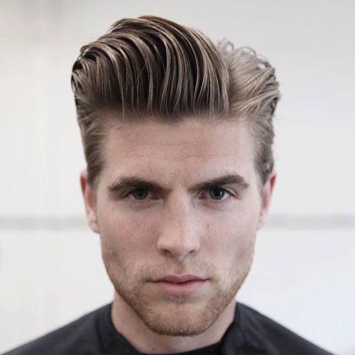 47 Slicked Back Hairstyles 2020 Guide Mens Hairstyles