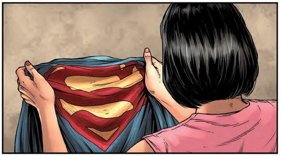 here s how why superman got his red trunks back animated times