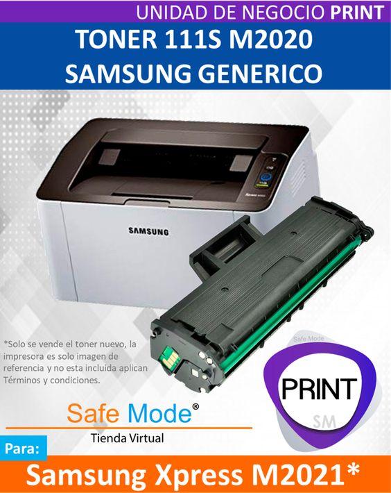 Toner para Samsung Xpress M2021  [Nuevo]