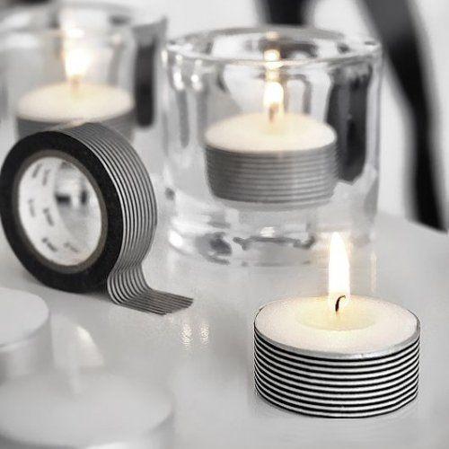Relooker des bougies