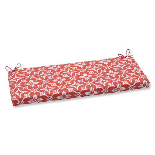 Outdoor Aspidoras Coral Bench Cushion Cushions, Outdoor and Bench