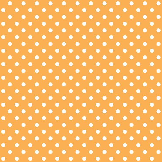 orange polka dot background - Google Search | Background ...