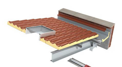 Insulated Roof Panels Kingspan Great Britain In 2020 Roof Panels Paneling Insulated Panels