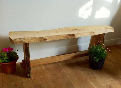 Country bench | Wilderness Wood £150