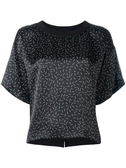 DIESEL Match Print T-Shirt. #diesel #cloth #t-shirt