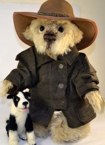 Handmade OOAK Artist Bear Reduced Price! (Free Delivery Australia Wide)