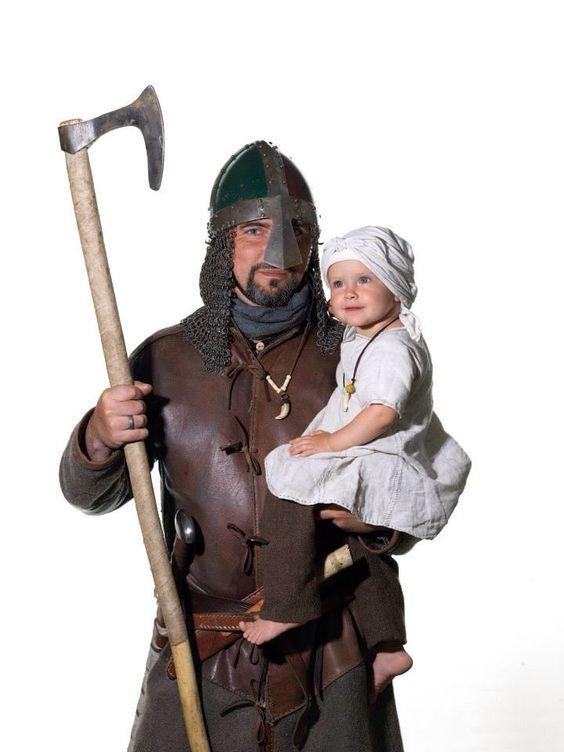 Canada Goose coats online store - Danish men in authentic Viking costumes, by Jim Lyngvild | 4 Emil ...