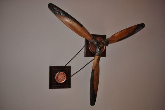 Vintage Propeller Fan : Pinterest the world s catalog of ideas