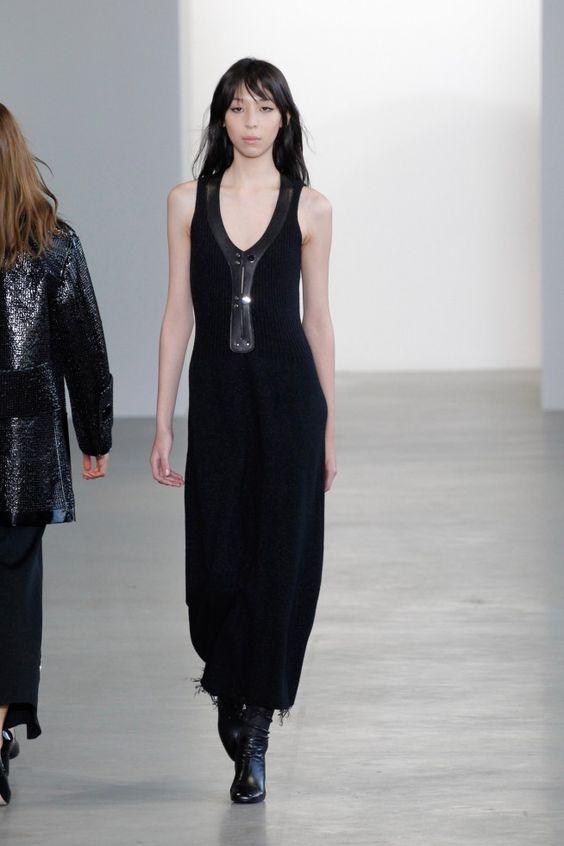 Coleção // Calvin Klein, Nova York, Inverno 2016 RTW // Foto 28 // Desfiles // FFW