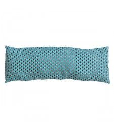 Coussin long Palazzo turquoise