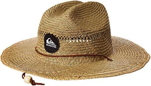 Quiksilver Men S Pierside Slimbot Sun Protection Hat Natural L Xl All4hiking Com Lifeguard Hat Sun Protection Hat Quiksilver Men