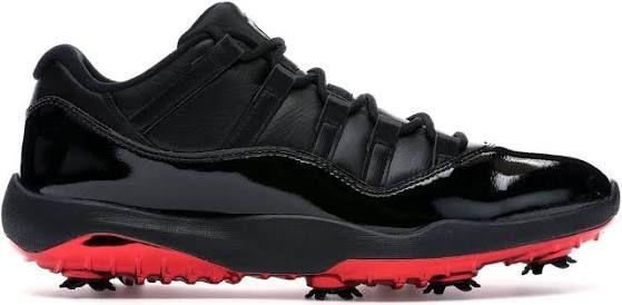 Jordan 11 Retro Low Golf Safari Bred