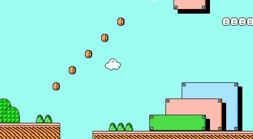 Great feature from @1UP on the brilliance of Super Mario level design.