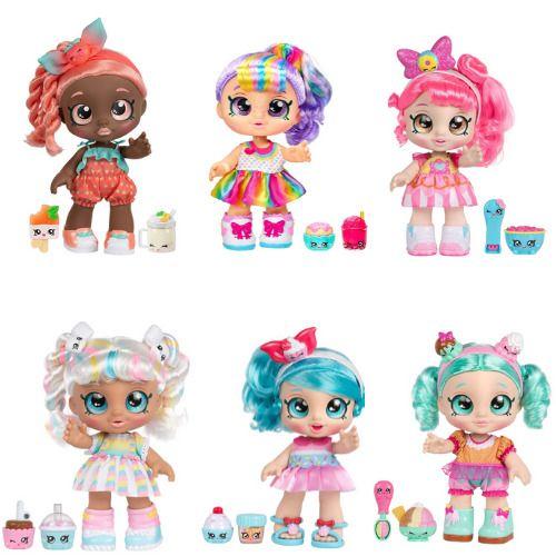 Kindi Kids Snack Time Friends Pre School 10 inch Doll Marsha Mello