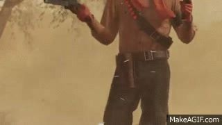 MGO REVOLVER OCELOT GUN SPIN is an animated gif that was created for free on MakeAGif.