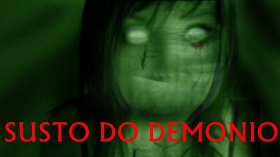 Pegadinha Proibida em mais de 50 paises (Demon scare) Susto do dêmonio.