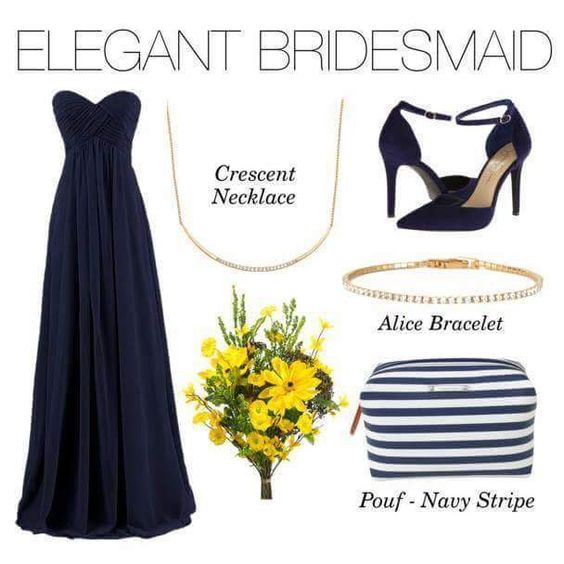 Classic navy and gold #stelladotstyle