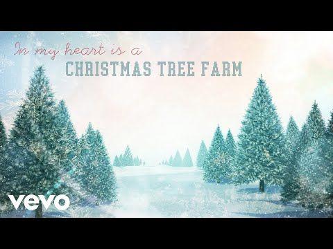 Taylor Swift Christmas Tree Farm Lyric Video Youtube Taylor Swift Christmas Christmas Tree Farm Tree Farms