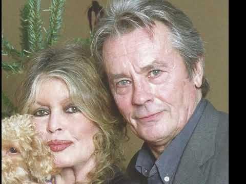 Alain Delon A Brigitte Bardot Youtube With Images Brigitte