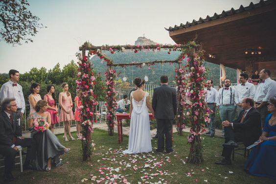 Um projeto apaixonante – Casamento Fernanda