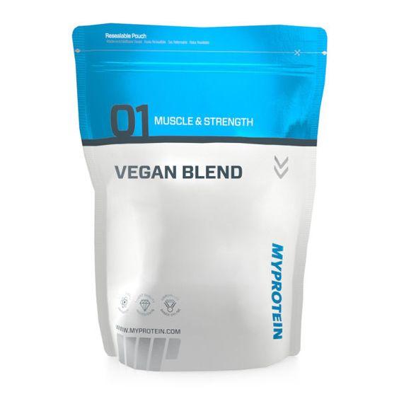 Das Vegan Blend von Myprotein ist eine hervorragendes Proteinquelle für all jene die auf pflanzliches Protein setzen möchten, aber Qualität verlangen.