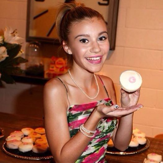 loved having these delicious Sprinkles Cupcakes at my 16th birthday party this weekend! SO delicious   Thank you Sprinkles!
