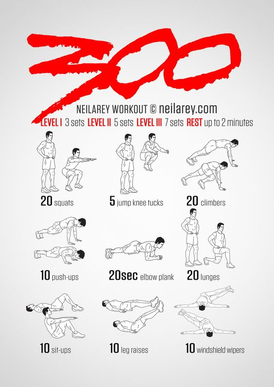 300 Workout Trains And Workout On Pinterest