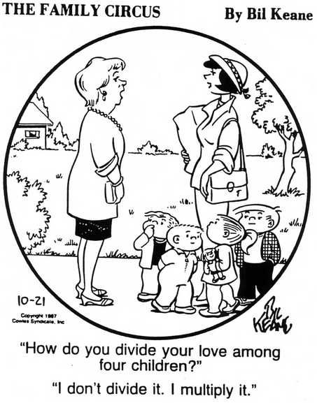 Well erotic family circle comic
