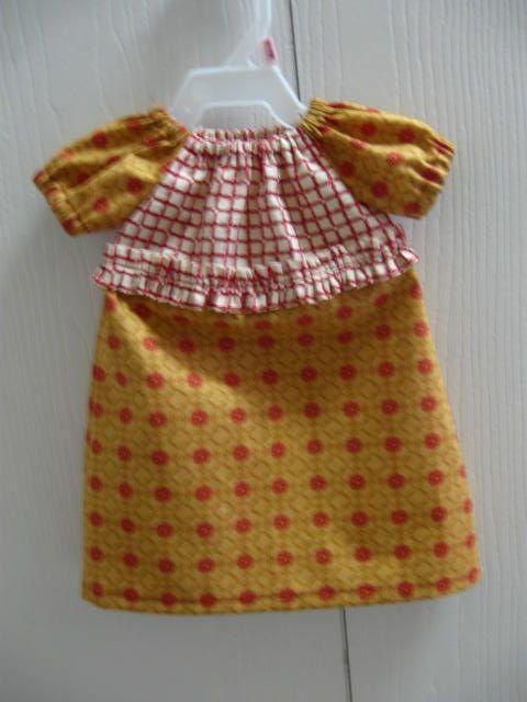 Baby girl peasant dress #2!
