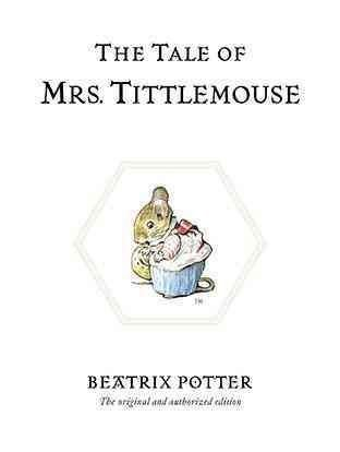 Mrs Tittlemouse is a terribly tidy little wood mouse. She is always sweeping her…