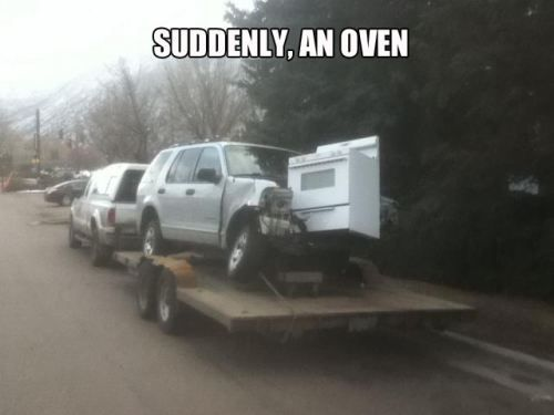 Those dang ovens...