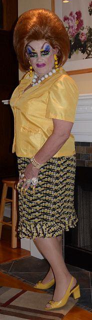 Yellow & Black skirt set-1-3 | Flickr - Photo Sharing!