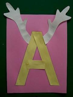 Alphabet Craftivity and Preschool Lesson Plan