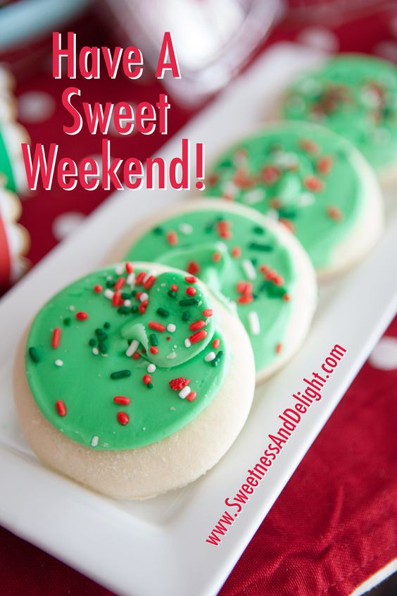 Our wish for you...have a sweet weekend! #wish #digitalcandygram #sweets