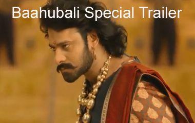 Bahubali Special Video