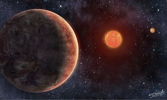 Alien Hunters Send Message to Nearby Planet - If there are any intelligent aliens in the GJ 273 system, they can expect to hear from us about a dozen years from now. Last month, scientists and artists beamed a message to GJ 273, a red dwarf also known as Luyten's star that lies 12.36 light-years from Earth, project team members revealed today (Nov. 16, 2017). Luyten's star hosts 2 known planets, one of which, GJ 273b, may be capable of supporting life as we know it.