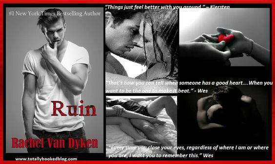 Ruin ... a must read