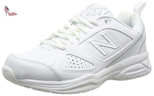 490v4, Chaussures de Fitness Femme, Multicolore (Grey), 41.5 EUNew Balance
