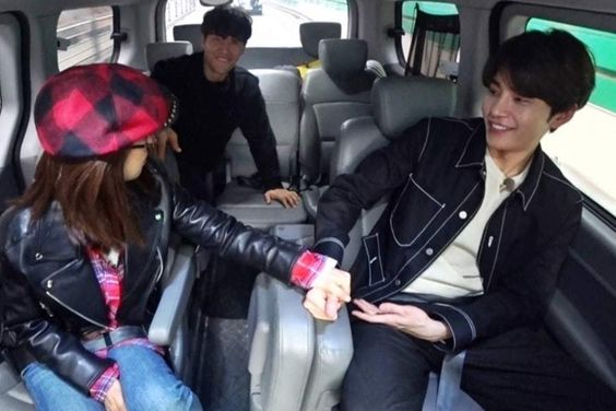 "Kim Jong Kook To Get Jealous Of Song Ji Hyo And Kim Jae Young On ""Running Man"""