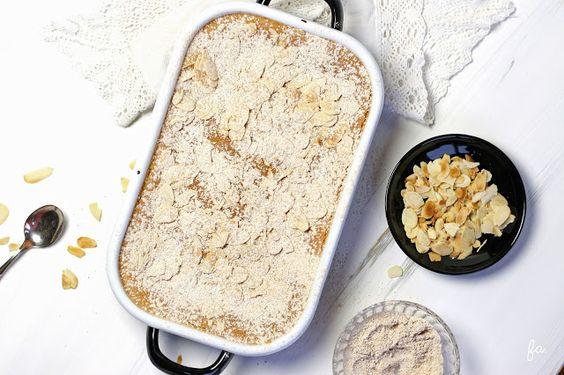 Frau A. kocht : Magic Cake - ein Kuchen wie von Zauberhand von Min...