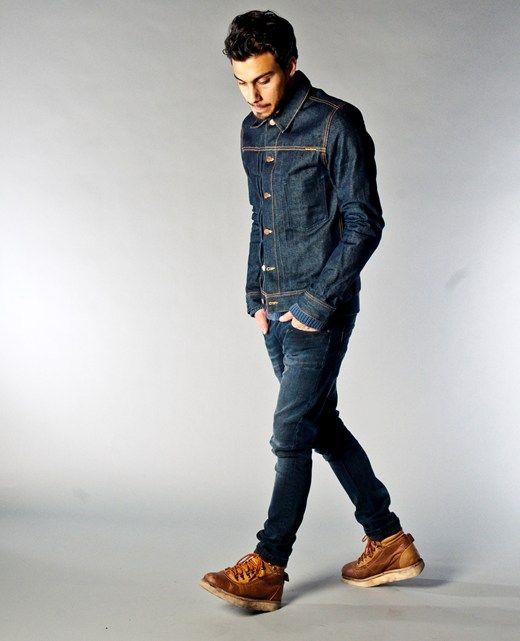 Sonny Dry Dirt Organic Denim - Nudie Jeans Co Online Shop jeans