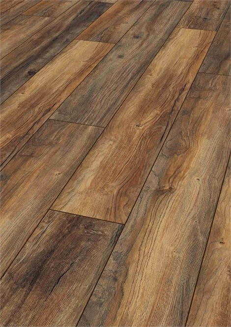 We love the weathered, vintage-style appearance of this Harbour Oak flooring.