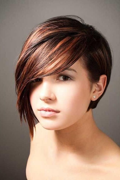 40 Cute Short Haircuts For Girls Latest Hairstyles 2020 New Hair Trends Top Hairstyles Short Hair Styles For Round Faces Haircut For Thick Hair Thick Hair Styles