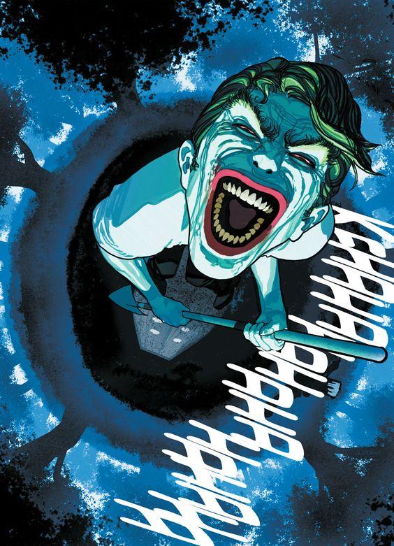 Joker by Frazer Irving