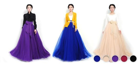 What You're Getting:    $29 for a Beautiful Flowing Multi-Layered Long Skirt - Tax Included ($69 Value)    Features/Specifications:      One-size-fits-most design. Materials: Polyester/Cotton. Measurements: 70 cm (Waistline); 95 cm (Length). Colour Options:  Black.Beige.Dark Blue.Red.Purple.…