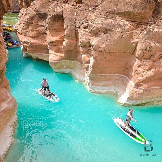 Lake Havasu, Arizona is one of the world's most beautiful destinations. The Colorado River is amazing!
