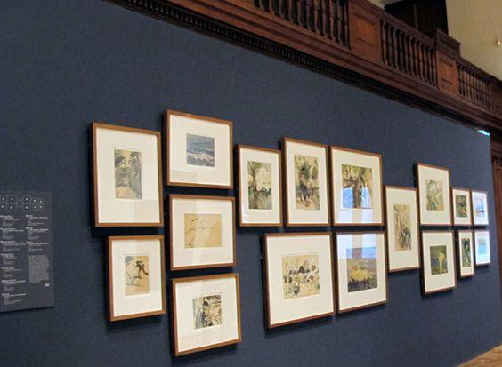 Phòng Trưng Bày có hơn 8.000 tác phẩm