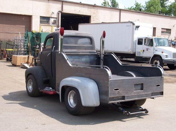 Custom Truck Beds Welding