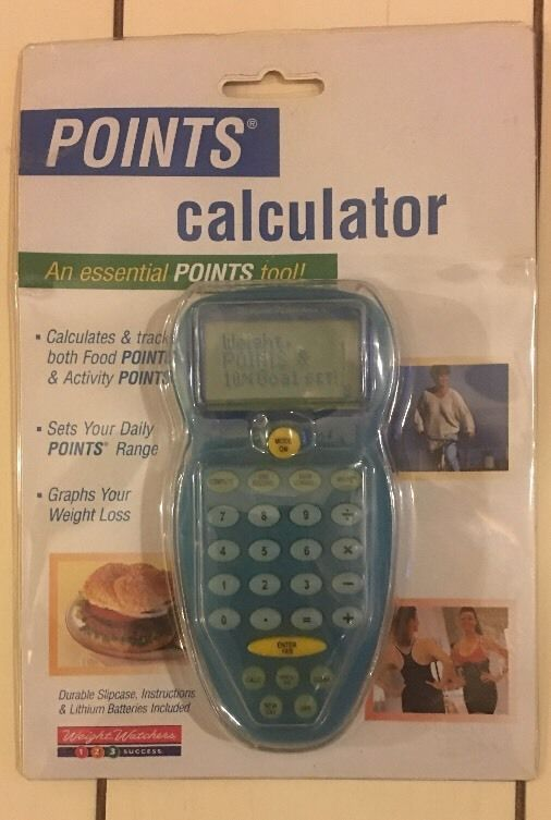 weight watchers points finder points booster winning points 2000 rh pinterest com weight watchers points calculator manual weight watchers calculator manual pdf